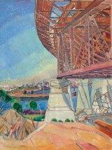 Grace Cossington Smith's <i>The curve of the bridge</i>, 1928-29
