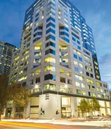 321 Exhibition Street in Melbourne has been given a 6 star NABERS rating, a level typically associated with new office developments.