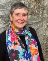 Canberra author Sally Berridge who wrote 'The Epic Voyages of Maud Berridge' about her great-grandmother.