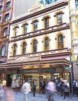 The Washington H. Soul Pattinson building at 160 Pitt Street Mall is on the market.