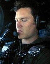 Co-pilot Michael Alsbury was killed.