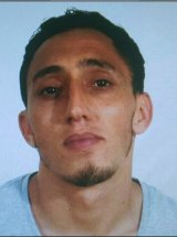 Barcelona suspect: Driss Oukabir's licence was used to hire the van.