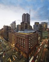 Sydney saw a small uptick in office vacancy rates in the six months to January 2017.