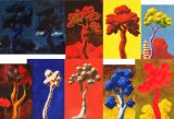 Tony Clark's Chinoiserie landscape. 1989.