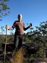Anthony Dunk has developed a bushwalking app.