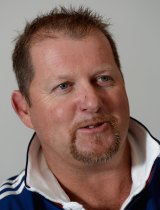 David Saker was England's fast-bowling coach for almost five years.