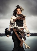 """Bjork: """"Everything that is dark needs to have a shadow or a lighter side."""""""
