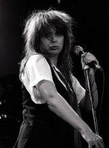 Divinyls frontwoman Chrissy Amphlett.