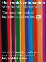 Nigella Lawson recommends The Cook's Companion by Stephanie Alexander.