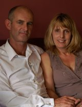 Glen Turner and his wife Alison McKenzie.