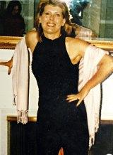 Julie Ramage (nee Garrett).