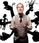 Canadian puppeteer Jeff Achtem. In Sticks Stones Broken Bones