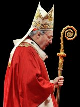 Cardinal Pell was plucked from Sydney duties to help untangle the Vatican's finances.