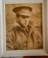 Peter's uncle, Peter Alfred William King was killed in action 12/05/1917 in the battle of Bullecourt.