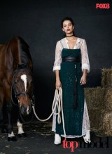 Horses, including Cabriole, were used last year in a shoot for <i>Australia's Next Top Model</i>.