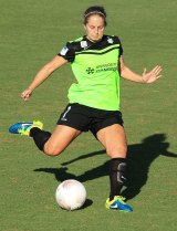 Will Canberra United defender Ellie Brush make the Matildas squad for the Rio Olympics?