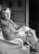 English writer Dame Agatha Christie in 1946.