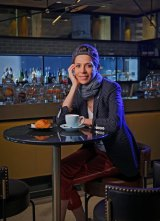Dominque Crenn was awarded World's Best Female Chef by San Pellegrino.