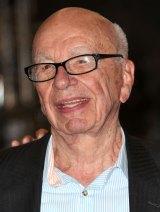 Grip slipping: News Corp chairman Rupert Murdoch