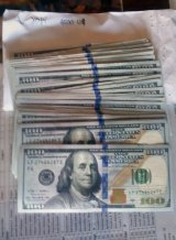 The money allegedly given by an Australian official to the crew of a people-smuggling boat to turn back to Indonesia.
