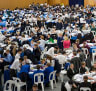Schools' challenge started in Sydney attracts an international crowd