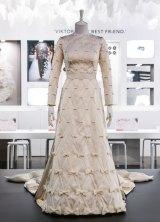 Mabel Wisse Smitt's 2004 wedding dress.