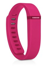 Devices such as the Fitbit Flex can monitor a user's heart rate, activity and sleep.