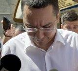 Resigned: Romanian Prime Minister Victor Ponta.
