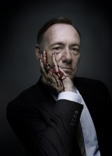 We want to see Frank Underwood succeed on House of Cards, despite his villainous nature.