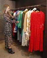 David Jones womenswear buyer Tenielle Ferguson.