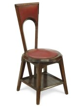 The Walter Burley Griffin Cafe Australia chair.