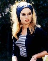Brigitte Bardot in Jean-Luc Godard's Contempt.