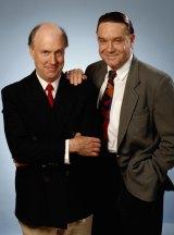 John Clarke and Bryan Dawe.