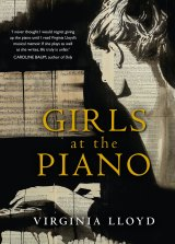 <i>Girls at the Piano.</i> by Virginia Lloyd.