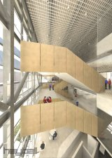 South Melbourne Primary School will be Victoria's first vertical state school.