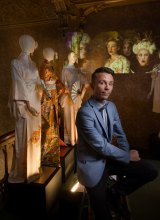 Drew Grove hopes The Dressmaker exhibition matches the huge success of Rippon Lea's similar one based on costumes from Miss Fisher's Murder Mysteries.
