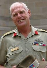Major General Jim Molan in 2006.