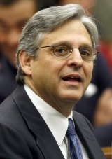 """Merrick Garland: """"This is the greatest honour of my life."""""""