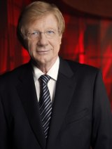 Kerry O'Brien has anchored Four Corners since 2011.