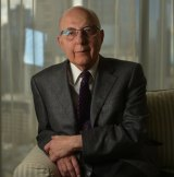 Retired cardiologist Peter Valentine.