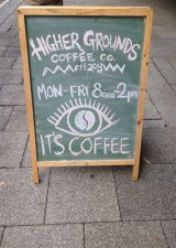 Freddy Parsons, owner of Higher Grounds in Perth city said, the end of the mining boom had resulted in a plateau for coffee prices.