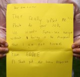Eddie's letter to Malcolm Turnbull.