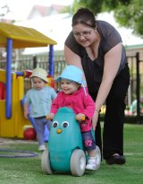 Good childcare is about early childhood education as well as helping parents get back to work.