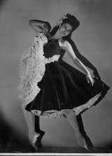 Tamara Tchinarova  came to Australia with the Ballet Russes, stayed and danced leading roles with the Borovansky company.