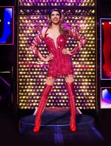 UK actor Callum Francis has been cast as Lola in the Australian production of Kinky Boots.