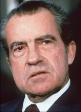 Richard Nixon lost his battle with the Supreme Court over the extent of presidential authority.