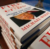 Fire and Fury by Michael Wolff.