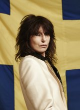 """Chrissie Hynde: """"As the ringleader of my band, men have always looked up to me and taken seriously."""""""