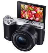 Reviewed: Samsung NX500.