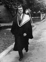 David Scammell – Melbourne University law graduate